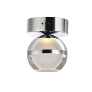 Senters 1-Light LED Flush ..