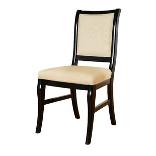 Sakamoto Upholstered Dining Chair by Charlton Home