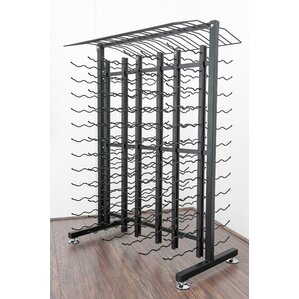 IDR Series 234 Bottle Floor Wine Rack by VintageView