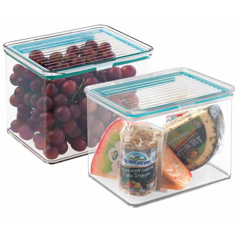Charmant Kitchen Binz 64 Oz. Food Storage Container