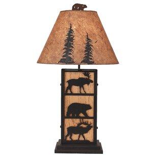 Groveland Wildlife 32 Lamp