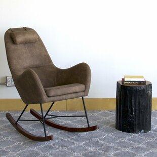 Corrigan Studio Gorlest Rocking Chair