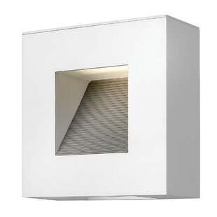 Atlantis 2-Light LED Outdoor Flush Mount