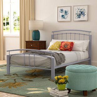 Bed Frame By 17 Stories