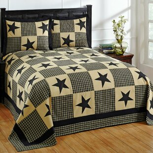 Star Bedspread Quilt Set
