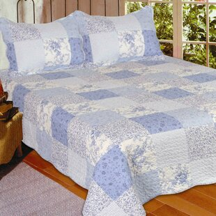 J&J Bedding Mary Quilt