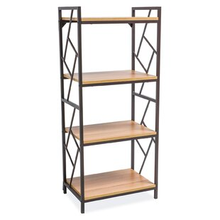 Coverly Bookcase By 17 Stories