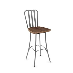 Lake Forest 29.5 Swivel Bar Stool Trent Austin Design