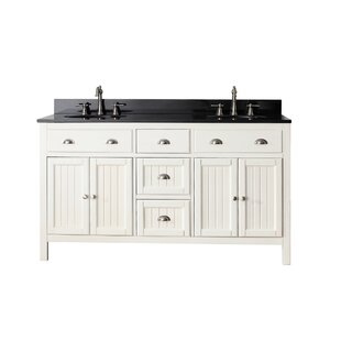 Chateaux 61 Double Bathroom Vanity Set By Birch Lane? Heritage