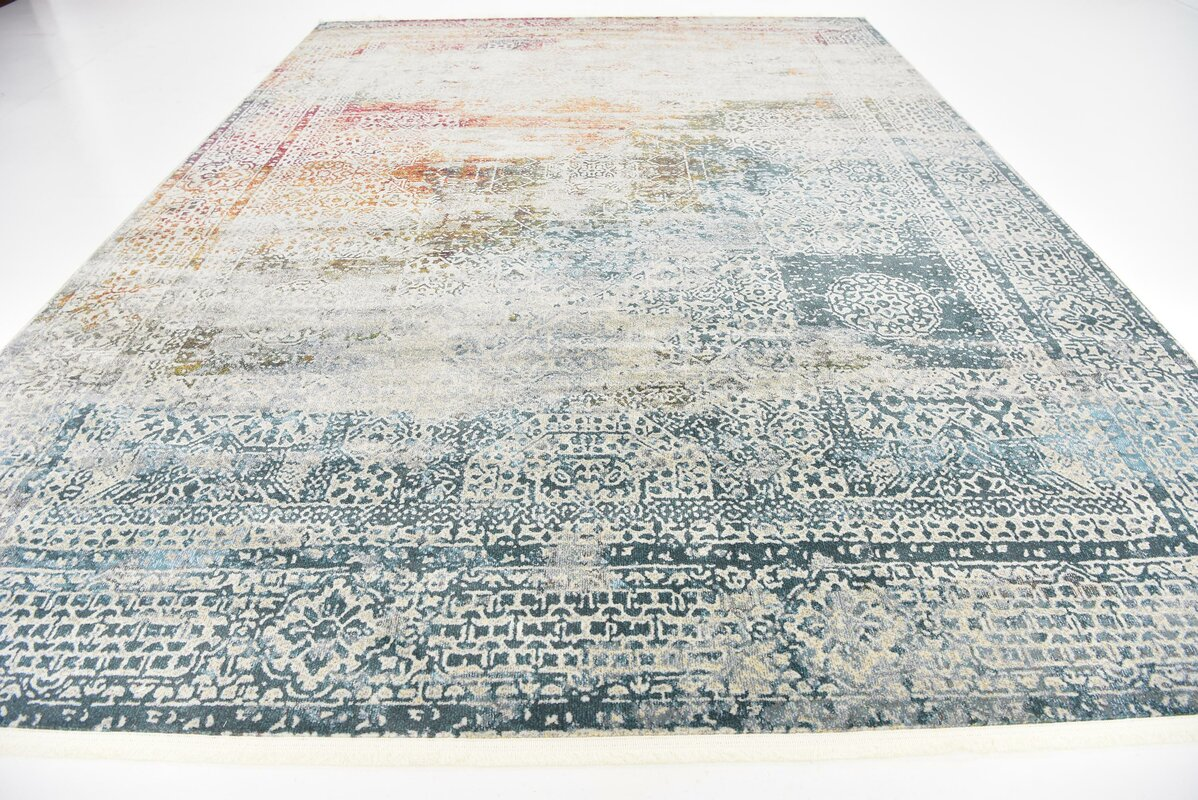 gualtiero blueoffwhite area rug. gualtiero blueoffwhite area rug  reviews  joss  main