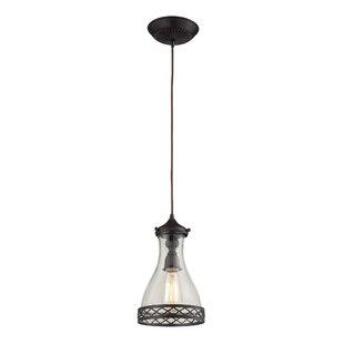 Laferte 1-Light Bell Penda..