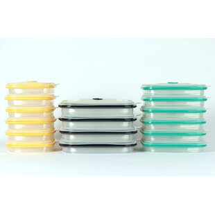 32 Piece Collapsible Food Storage Container Set