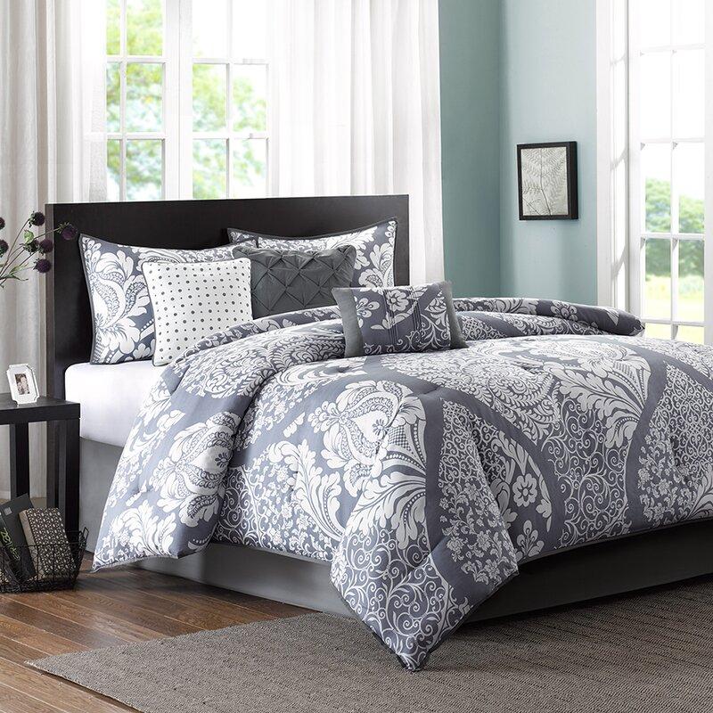 Milltown 7 Piece Comforter Set