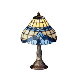 Top Reviews Art Glass Baroque 11.5 Table Lamp By Meyda Tiffany