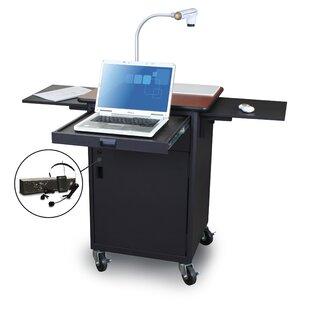 Vizion Instructor Series Presentation AV Cart by Marvel Office Furniture