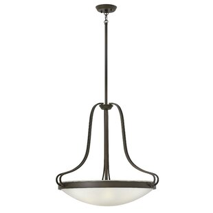 Paxton 4-Light Foyer Pendant by Hinkley Lighting