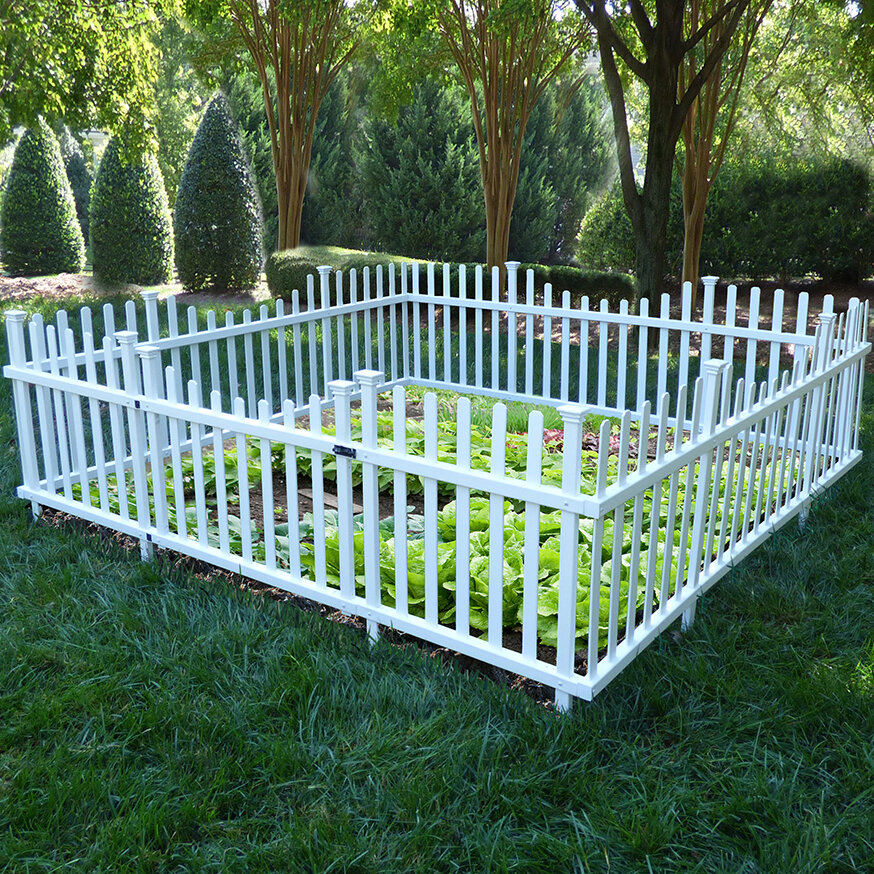 2.5 ft. H x 8 ft. W Pet or Garden Enclosure Fence Panel