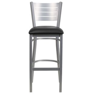 Alvera 31 Bar Stool Ebern Designs