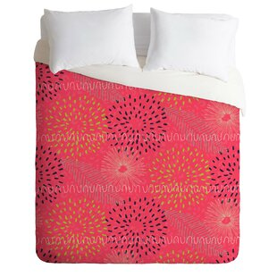 East Urban Home Surprise Bloom Duvet Cover Set