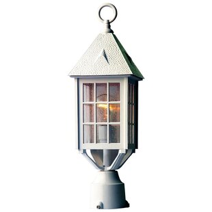 Joy Outdoor 1-Light Lantern He..
