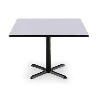 Cast Iron Pedestal Bar Table Wayfair - Square pedestal pub table