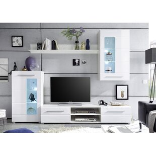 Lucious Entertainment Unit For TVs Up To 65