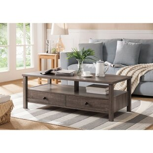 Walkowiak Attractive Coffee Table