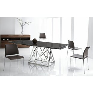 Bellini Modern Living Twist Dining Table