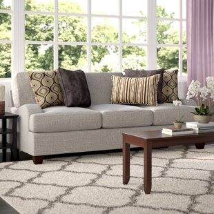 Simmons Upholstery Hattiesburg Sterling Sofa by Three Posts