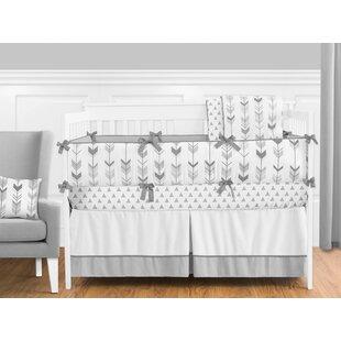 Price comparison Mod Arrow 9 Piece Crib Bedding Set BySweet Jojo Designs