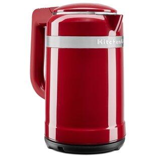 1.58 Qt. Stainless Steel Electric Tea Kettle - KEK1565