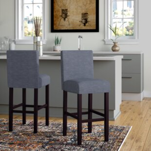 Poe 26 Bar Stool (Set of 2) by Wrought Studio