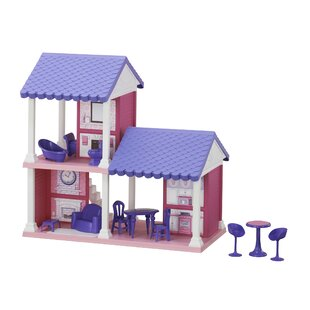 Best Price Cozy Cottage Dollhouse By American Plastic Toys