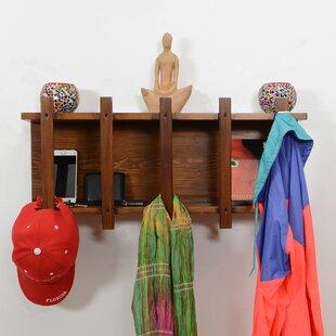 Rebrilliant Andice Cage Wall Shelf