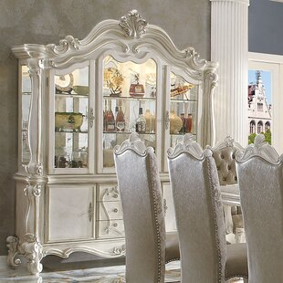 A&J Homes Studio Versailles China Cabinet