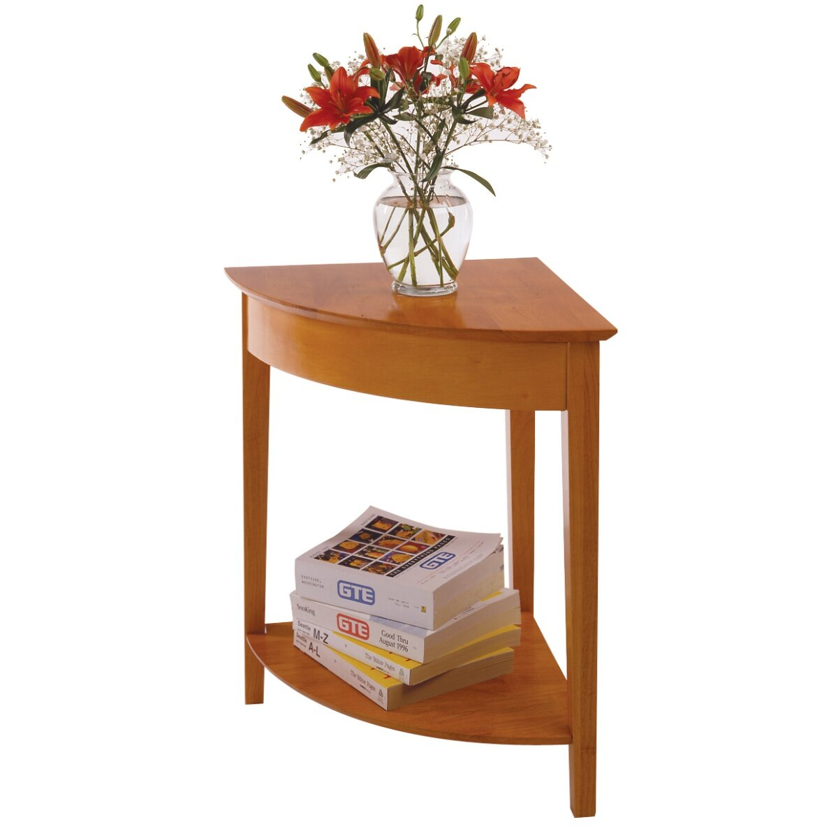 Tall Triangle End Side Tables You Ll Love In 2021 Wayfair