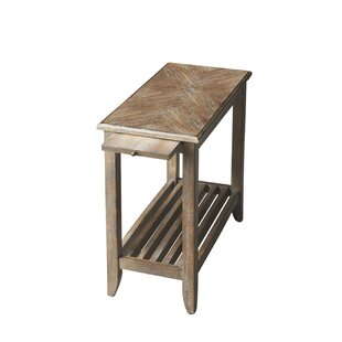 Bargain Adalaide End Table By Three Posts