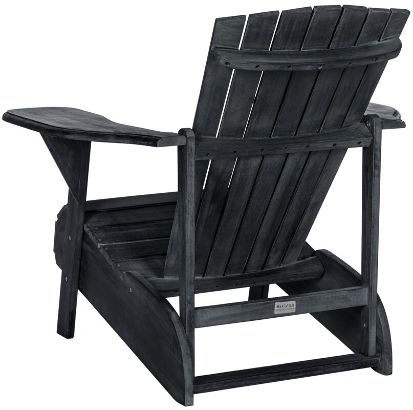 Willingboro Solid Wood Adirondack Chair