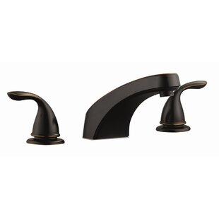 Review Ashland Roman Double Handle Tub Faucet Trim by Design House