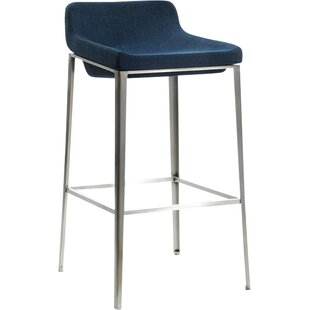 Compare & Buy Frankston 30 Bar Stool By Wade Logan
