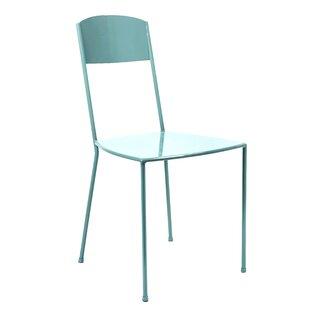 Dorsey Metal Side Chair by Latitude Run