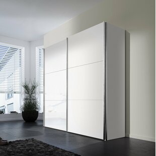 Mueller 2 Door Sliding Wardrobe By Ebern Designs