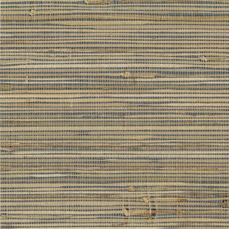 """Grasscloth by York II Knotted Grass 24' L x 36"""" W Wallpaper Roll"""