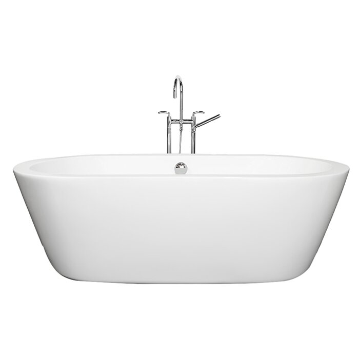 Best Freestanding Tubs: TOP 10 Freestanding Bathtubs Reviews 2018