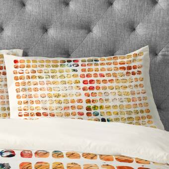 Millwood Pines Maultsby Fish Mullet Striped Pillowcase Wayfair
