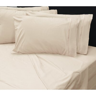 Tibbetts 600 Thread Count 100% Cotton Sheet Set Brayden Studio