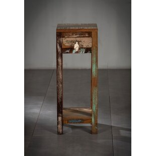 Marcellina Square Etagere Telephone Table