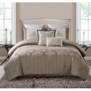 Ruppe 7 Piece Comforter Set by World Menagerie
