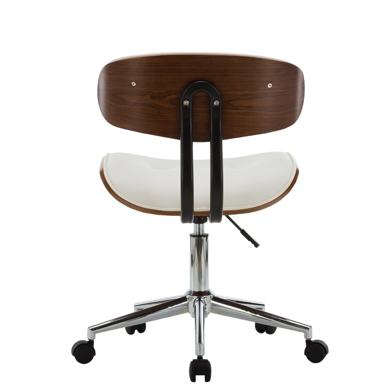 Bloomfield Adjustable Office Low-Back Drafting Chair & Reviews ...