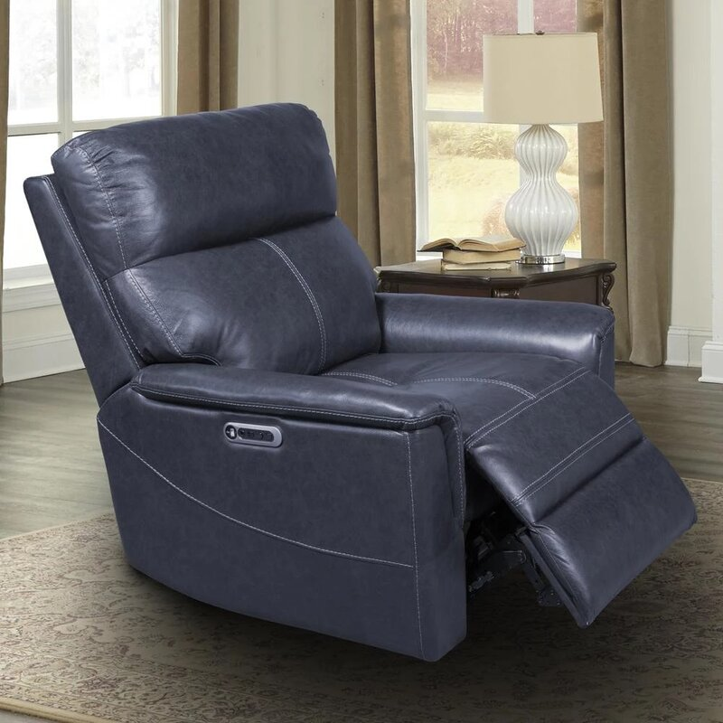 Wales Leather Power Recliner